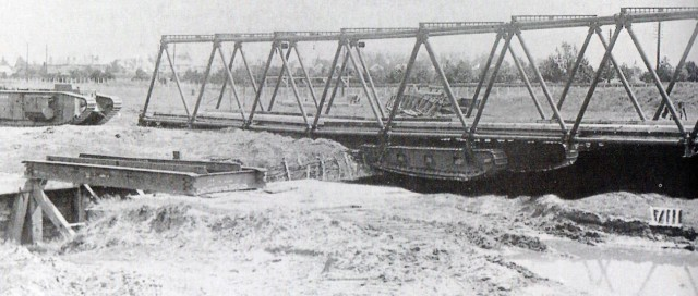 Inglis Mark II Assault Bridge