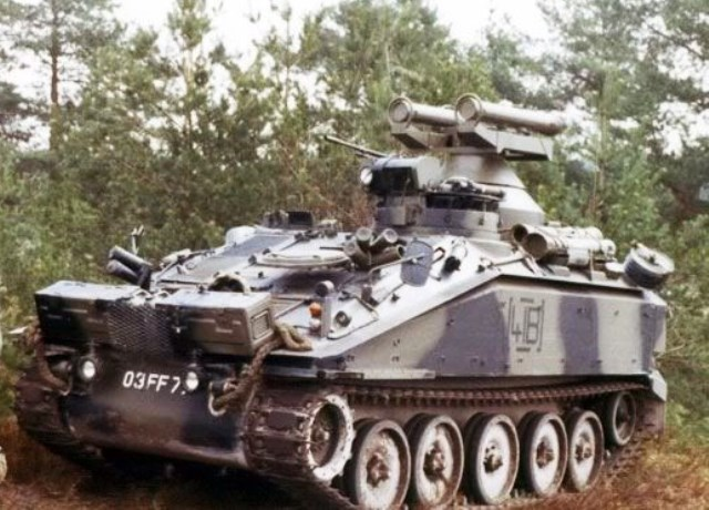 CVR(T) FV103 Spartan with Milan Compact Turret