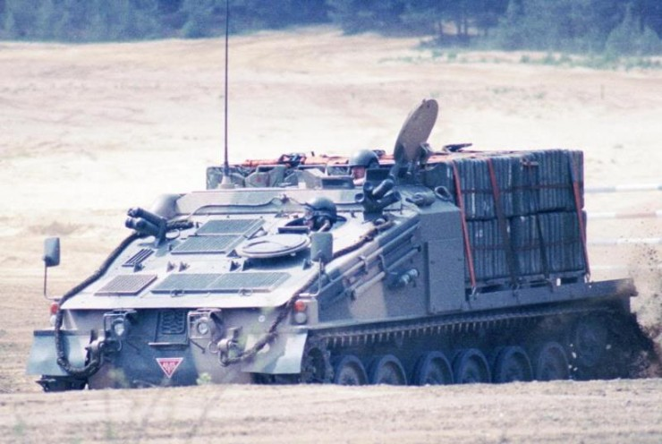 Stormer High Mobility Load Carrier HMLC (Image Credit - Plain Military)