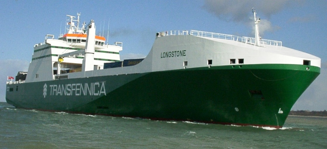 MV Longstone