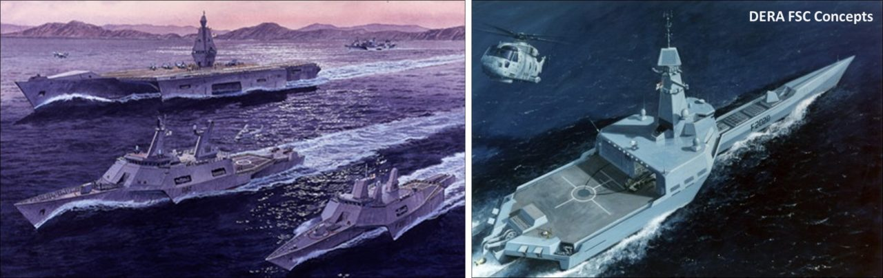 DERA Future Surface Combatant Concepts (2)