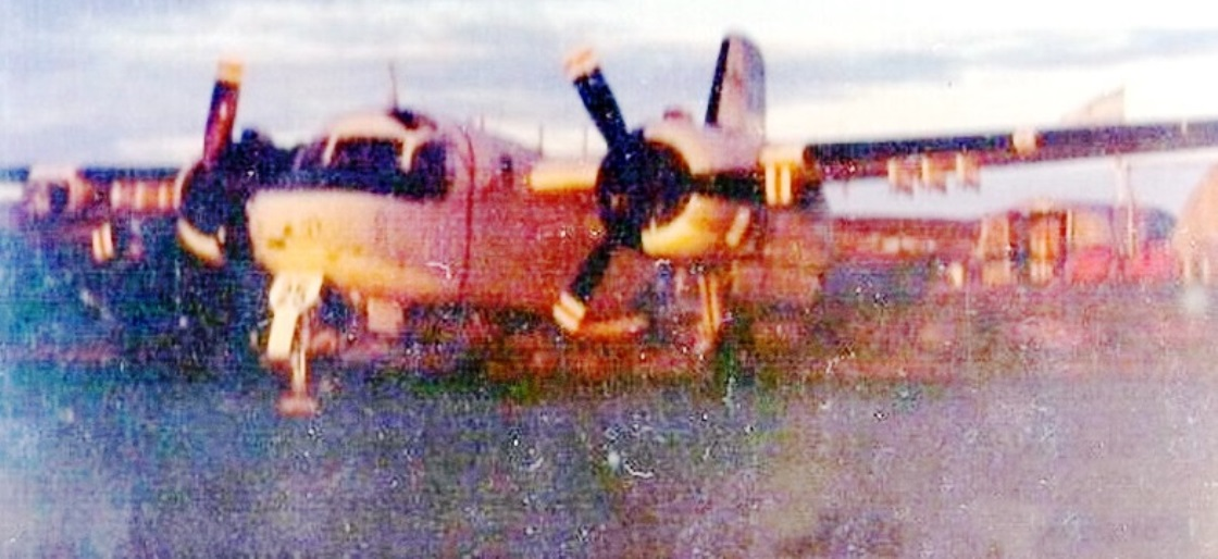 Post Stanley Airport 1982 - Post Invasion Consolidation 24