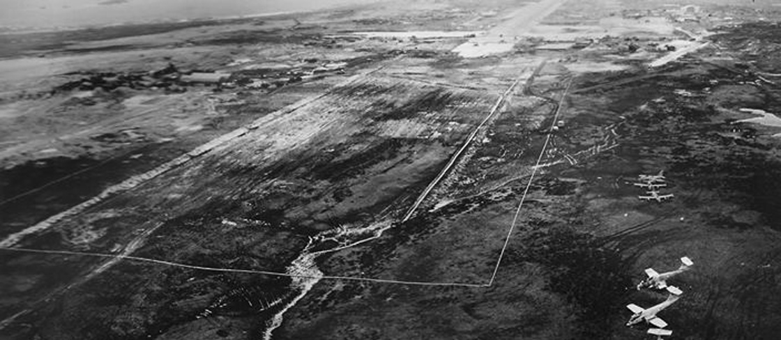 RAF Stanely Runway Extension
