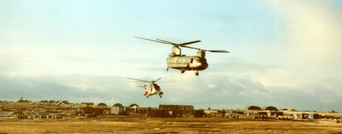 RAF Stanley - Chinook 02