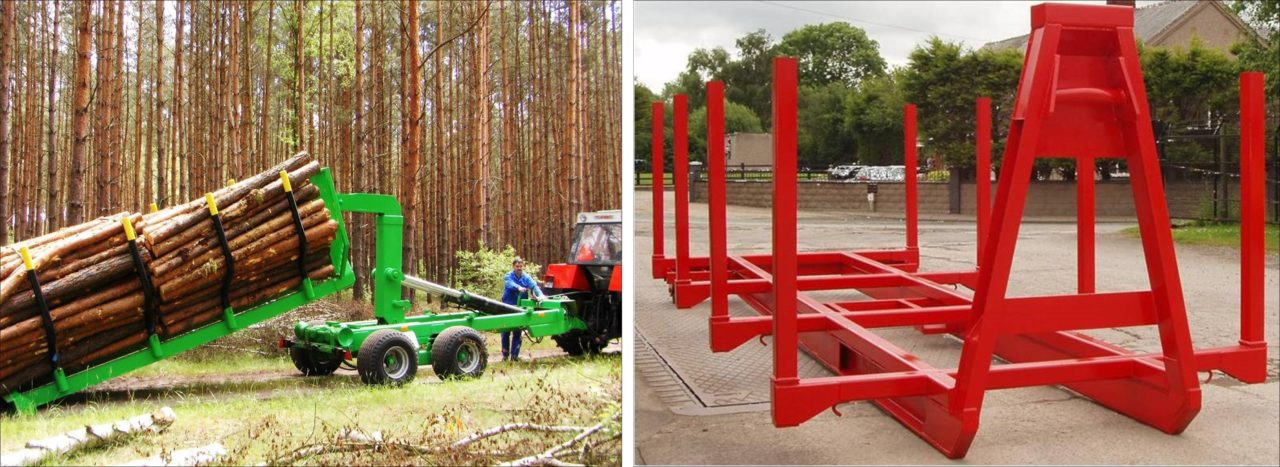hooklift-forestry